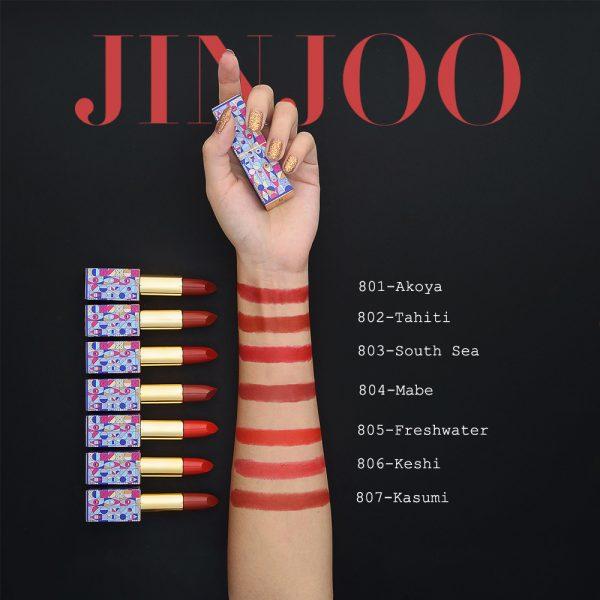 son lì, JinJoo, Son lì Hàn Quốc